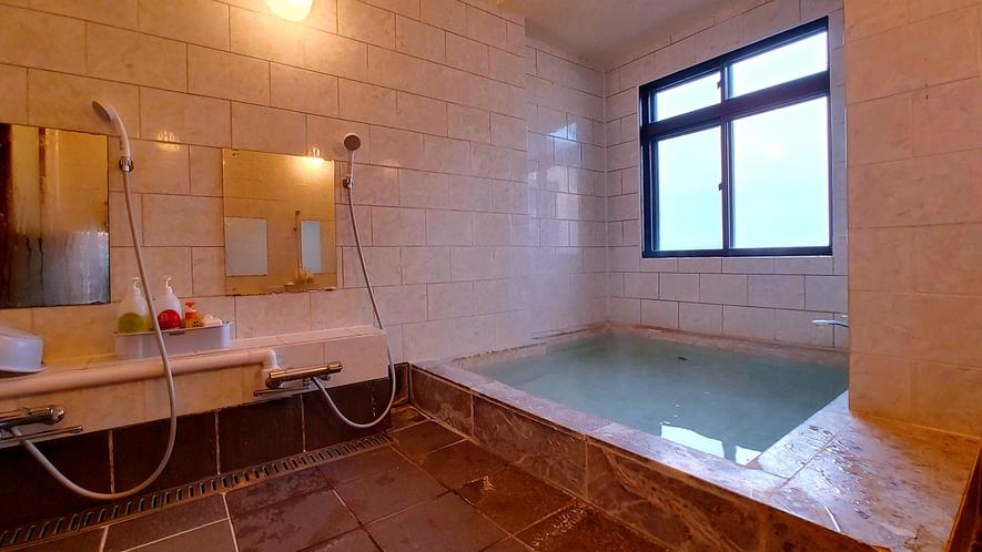 お風呂_貸切も対応しております!24時間入浴が可能!朝も入れますのでご自由に♪