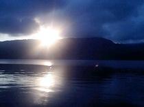 今週の十和田湖