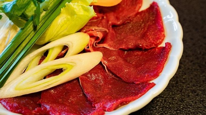 ●◎かわち 肉の陣◎● 選べるご当地メイン肉「ラムしゃぶ」「牛しゃぶ」「桜しゃぶ」