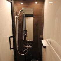 *川沿い洋室ツイン(シャワールーム) このお部屋タイプ限定の設備です。