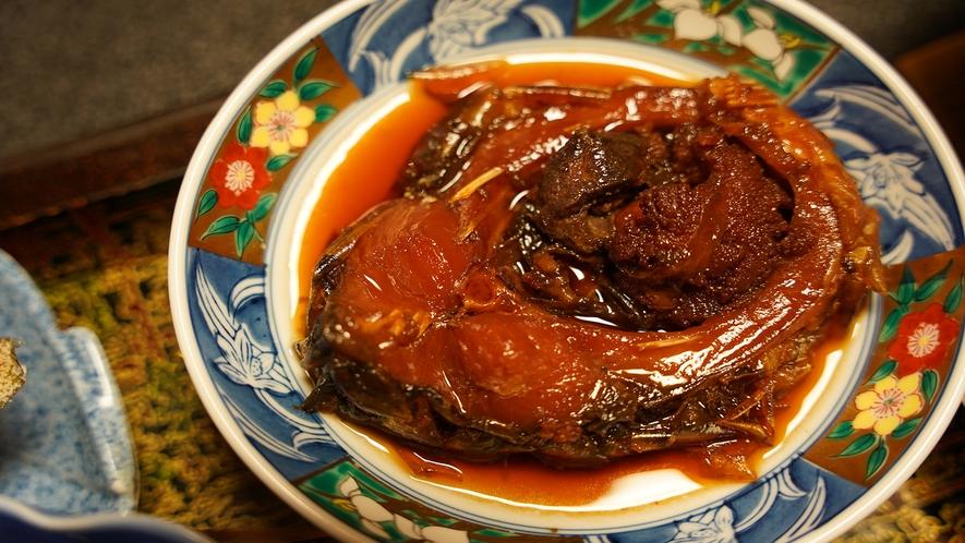 かわち名物「鯉の甘煮」