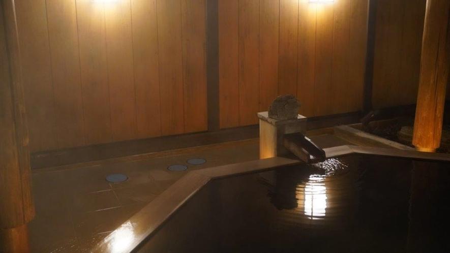 露天風呂/季節ごとに変わる奥会津の美しい景色を眺めながらのんびりとご入浴下さい。