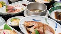 *【控えめプラン/全10品】魚料理を中心としたヘルシー料理は女性や年配の方におすすめ。