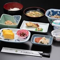 *【朝食一例】炊きたてのご飯が美味しい、優しい和食をお召し上がりください。