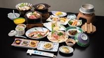 *【たつみプラン/全15品】ズワイガニ、アワビ等が付いた当館スペシャルプラン!