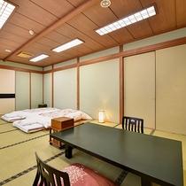 *【部屋/和室14畳】6名様までご利用いただけるお部屋です。
