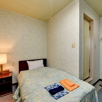 *【部屋/洋室シングル】一人旅やビジネス利用に最適!