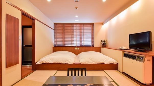 御殿風呂付き客室-花簪-