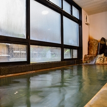 大浴場 -羽山の湯