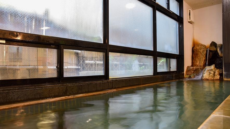 *大浴場 -羽山の湯