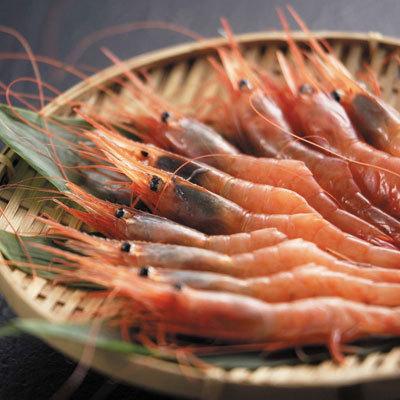 ■新潟では、甘海老を南蛮海老と言うんです