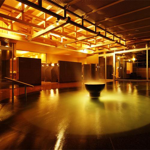 本館8階展望大浴場【眺】-NAGAME- 2012年4月1日リニューアルオープン