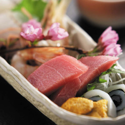 ■新鮮な日本海の幸を堪能...