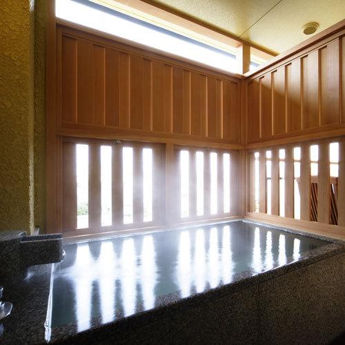 風の庭の露天風呂