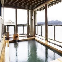 東館3階露天風呂【望】