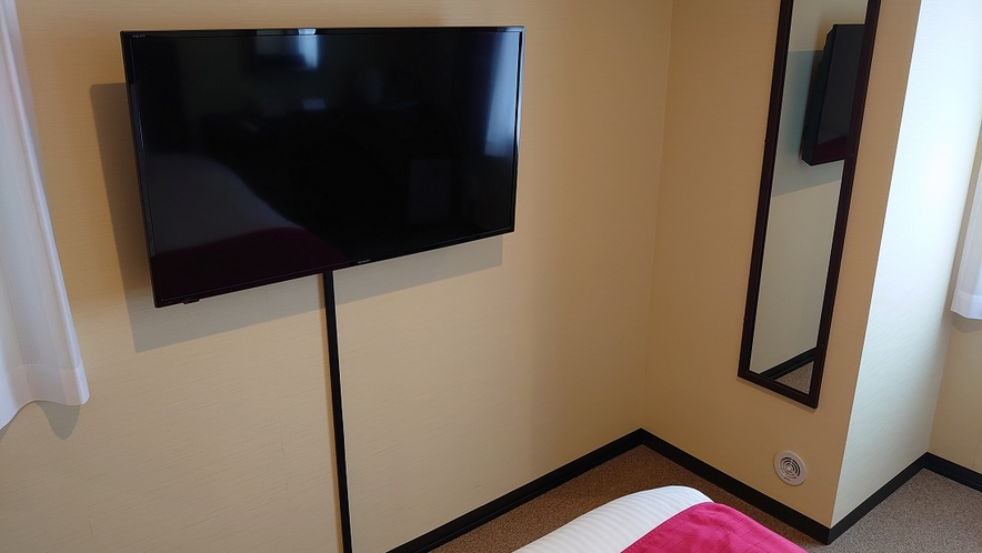 40インチ 壁掛けテレビ