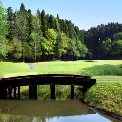 近隣ゴルフコース(イメージ)