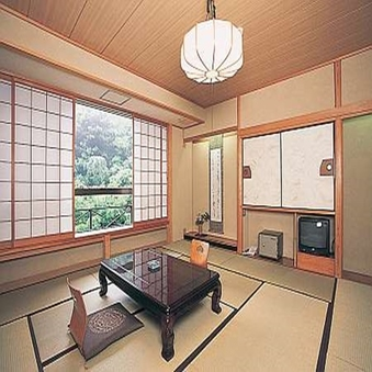 【露天風呂付き西館】客室(12.5畳) 【禁煙】