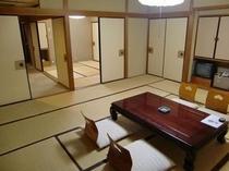 西館客室 一例
