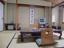 東館客室 一例