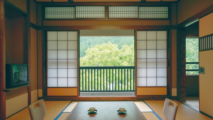 【秋冬旅セール】スタンダードプラン『静岡の奥座敷・寸又峡で過ごす癒しの休日』なにもしない贅沢を味わう