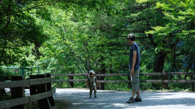 夏休みファミリープラン「自然いっぱいの寸又峡で家族の思い出をつくる」【特典】花火セットプレゼント