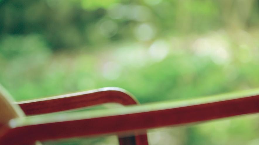 【お部屋から望む景色】季節の移ろいを感じながら過ごす休日