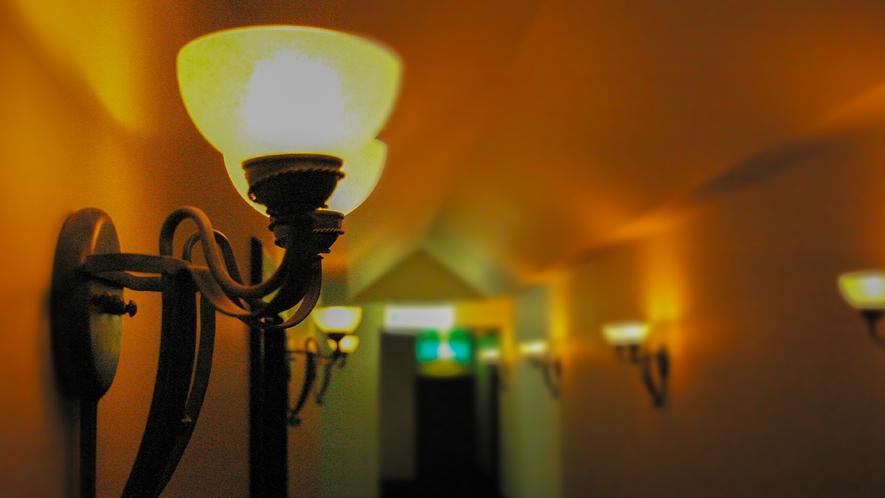 【廊下】大正ロマンの情緒漂うクラシックな雰囲気