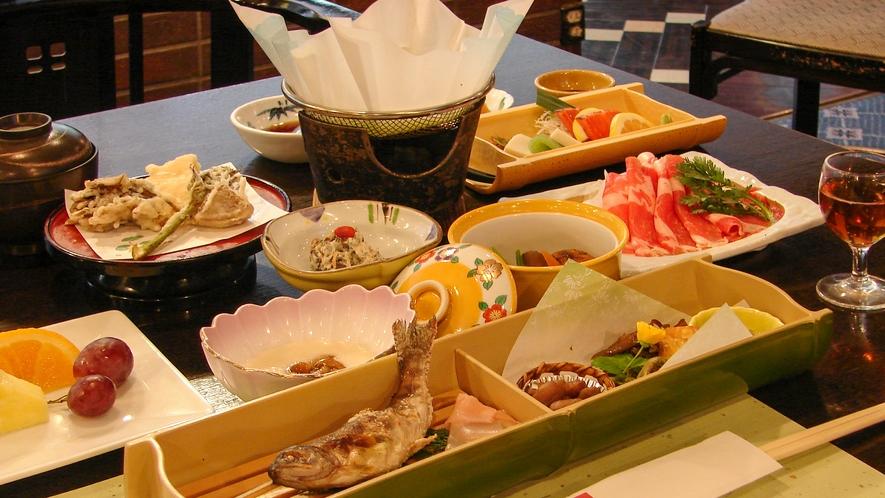 【猪鍋】昼食メニュー