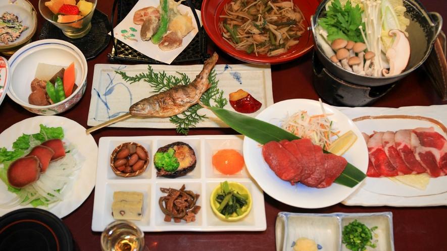【ジビエ料理】冬期限定