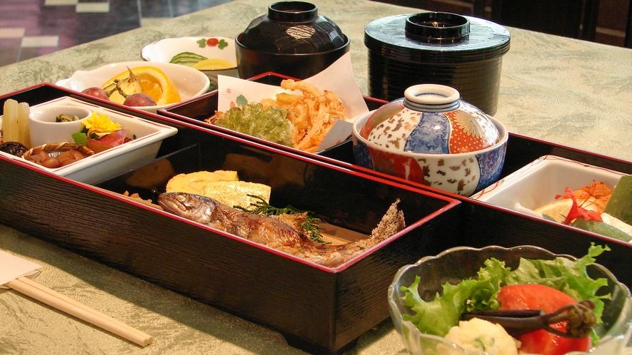 【松花堂】昼食メニュー