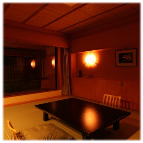 海側露天風呂付和室