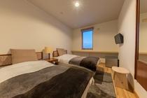 ツインベッドルーム2F