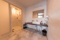 フォースルーム1F洗面シャワールーム