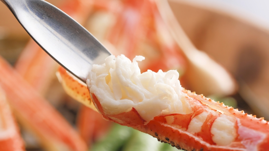 【冬限定】蟹の蟹宝楽焼