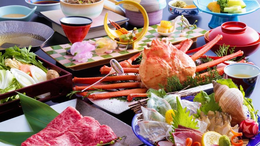 【春限定】春の会席料理特選(例