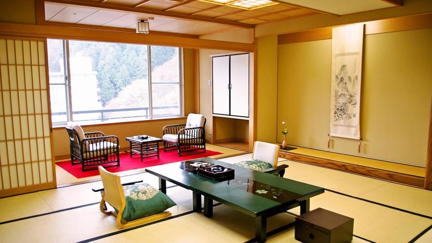 一般客室 和室12畳【バス・ウォシュレットトイレ付】