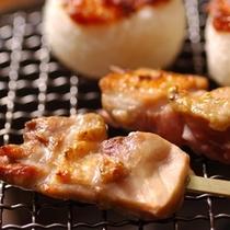 【炭火山里料理】厳選された旬の食材を炭火で・・・