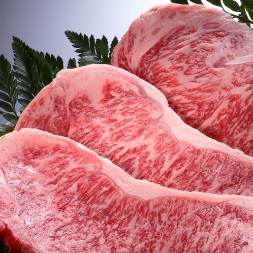 旨味じゅわ~♪肉汁じゅわ~♪「ブランド牛ステーキ」
