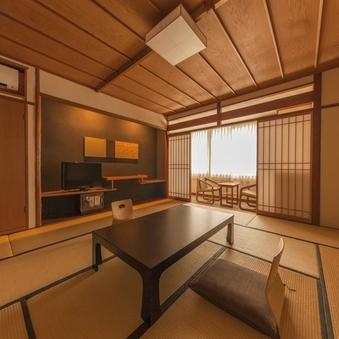 山側客室  -山・街に面したスタンダート客室-
