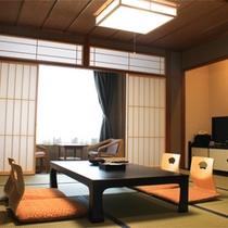 〜川側客室〜