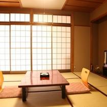 ■川側客室■
