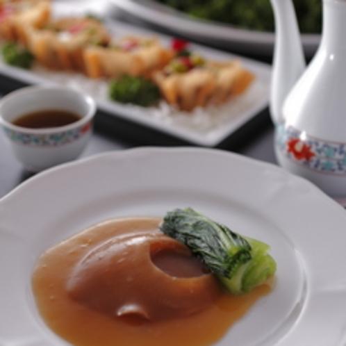 ≪中国料理コースイメージ≫フカヒレ姿煮付きコース