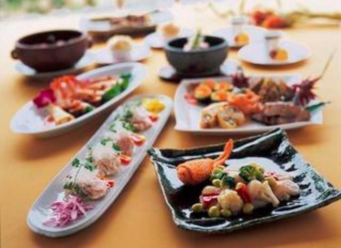 【中国料理】地元の食通にも評判の中国料理。ふだん味わえないお料理をご堪能ください