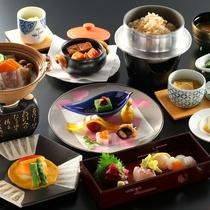 ≪和食会席イメージ≫