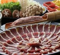 香り高い『鴨鍋』