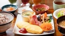 【朝食/ルームサービス】厳選卵やスムージーなど美味しいものを少しずつ。毎朝手作り!カラダ喜ぶ朝ごはん