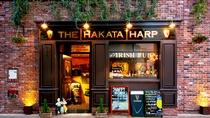 【Irish Pub THE HAKATA HARP】本場さながらの英国パブ