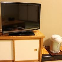 テレビ・電気ポット