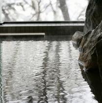 温泉湧き口